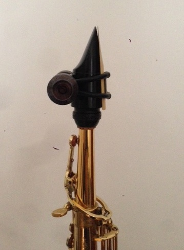 phiTon_LigaTure - Sax Soprano side view